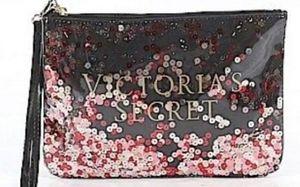 🆕 Victoria's Secret Sequin Wristlet